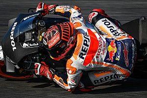 """Márquez y Honda, en la """"dirección correcta"""" ya para 2020"""