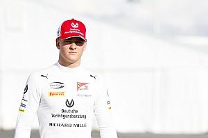 Schumacher na czele testów