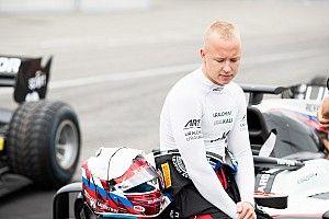 Мазепин получит штраф в 15 позиции на решетке ближайшей гонки Ф2