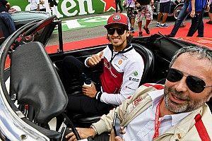 Giovinazzi elég gyorsnak tartja magát Räikkönenhez képest
