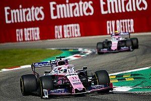 Pérez ne voit aucune équipe progresser autant que Racing Point