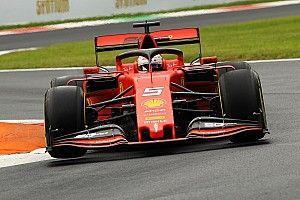 Videó: Vettel megpördül, majd ütközik Strollal az Olasz Nagydíjon