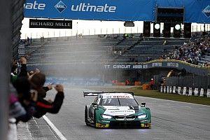 Виттман отбил атаки Раста и выиграл дождевую гонку DTM в Ассене