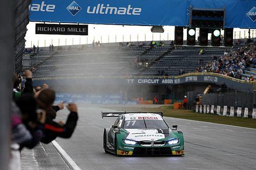 DTM-Rennen Assen 1: Wittmann besiegt Audi nach spannendem Finale