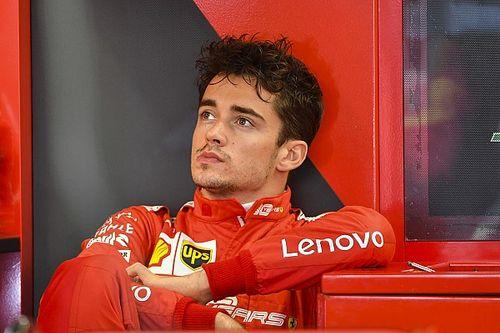"""Leclerc: """"Bene il passo gara, dobbiamo migliorare la qualifica"""""""
