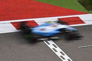 Ustawienie na starcie do GP Rosji