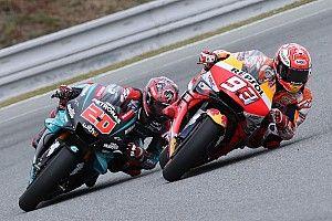 Команды MotoGP опробовали в Брно прототипы байков 2020 года. Больше всех доволен остался Маркес