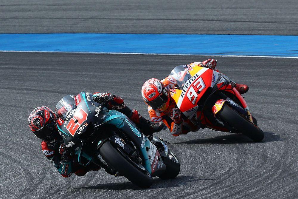 'Thaise overheid zet streep door MotoGP-race in 2021'