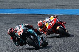 Rossi chwali Quartararo