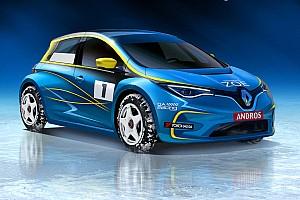 Renault ZOE dla Dubourga