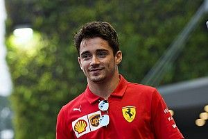 "Leclerc: ""Via radio ho esagerato: parlerò di meno..."""