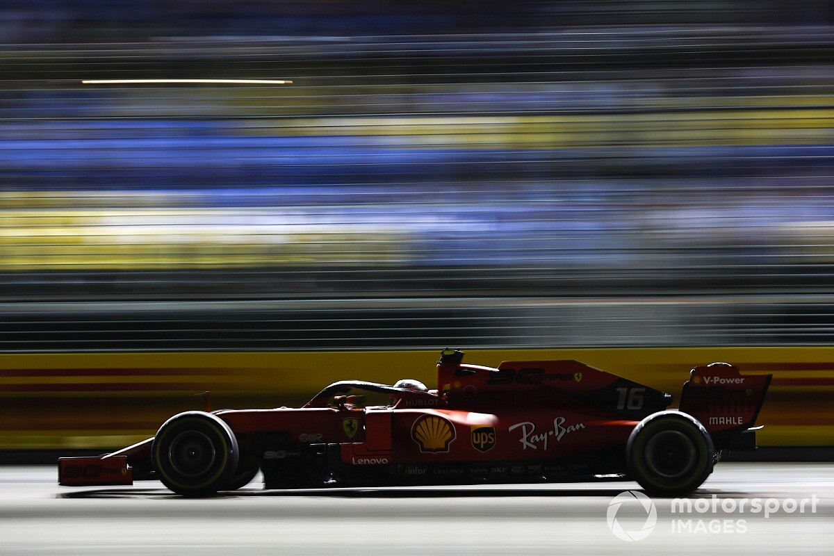 VÍDEO: Veja como foi a volta que rendeu pole a Leclerc em Singapura