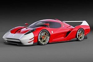Irány a WEC hiperautó kategóriája - bemutatkozott a Scuderia Cameron Glickenhaus autója