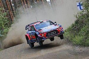 Le Rallye de Finlande décalé dans l'espoir d'accueillir du public