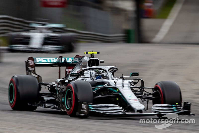 Rules quirk allowed Bottas to keep Q3 time despite red flag