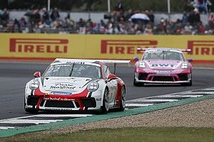 Guven centra la prima vittoria in Porsche Supercup a Silverstone
