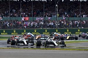 【動画】F1第10戦イギリスGPハイライト