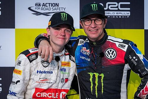 Solberg gets Skoda support for WRC3 campaign