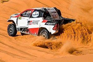 Алонсо закончил Ралли Марокко на 27-й позиции
