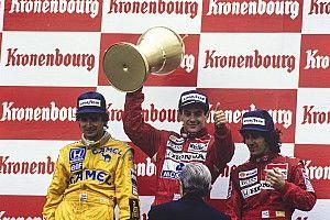 Az F1 megfontolta azt is, hogy ismét csak a legjobb eredmények számítsanak a pontversenyben