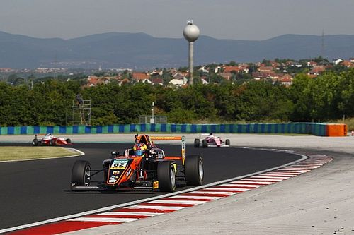F4: Dennis Hauger imprendibile in Gara 1 all'Hungaroring