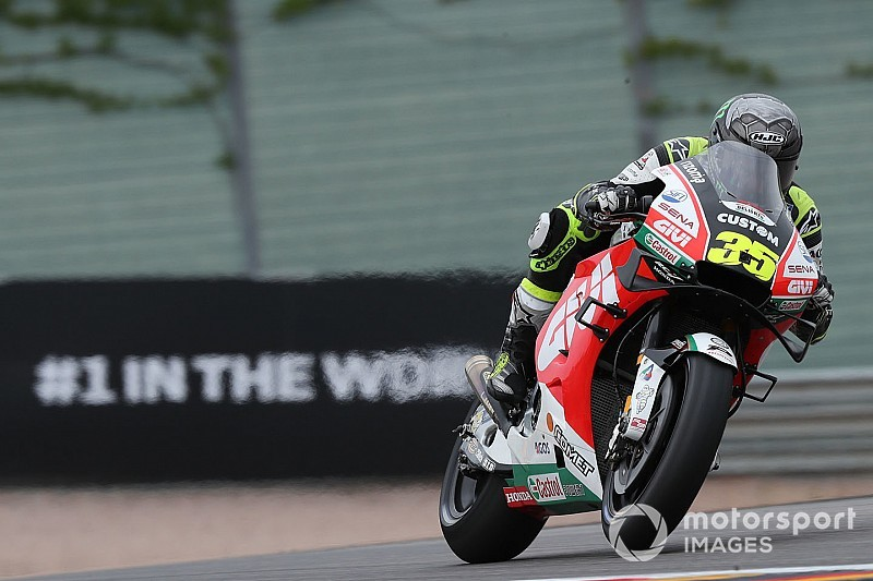 Crutchlow 'would've passed Vinales' if podium was at stake