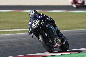 Pole para Viñales; encontronazo entre Márquez y Rossi
