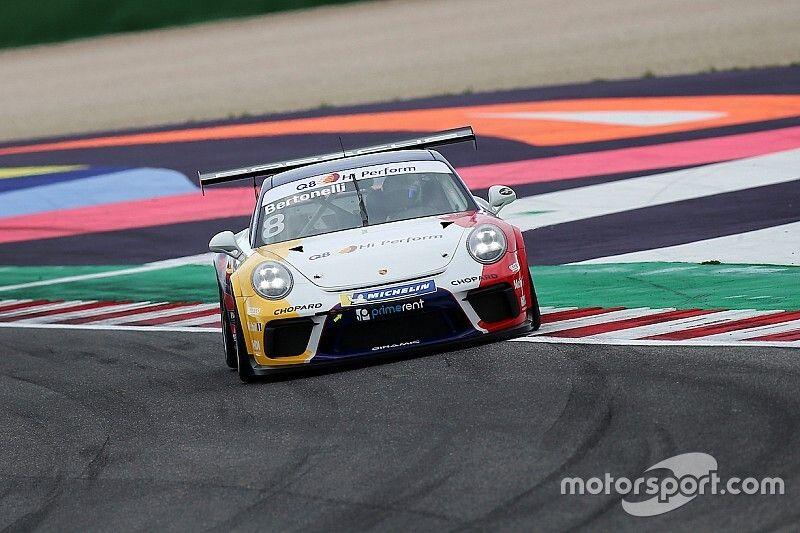 Carrera Cup Italia al Porsche Festival: Bertonelli sul filo dei centesimi in gara 2!