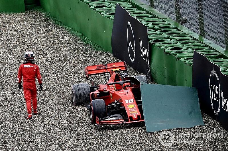"""A Ferrarinál már nem tabu a kellemetlen téma: """"Túl sok hibát vétettünk"""""""