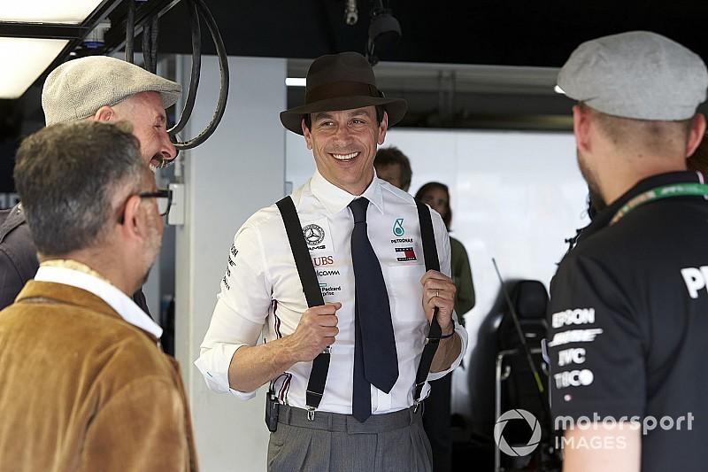 Chefe da Mercedes: Comemorações não influenciaram no resultado da corrida