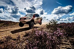 Alonso suma otros 700 km con Toyota en Polonia