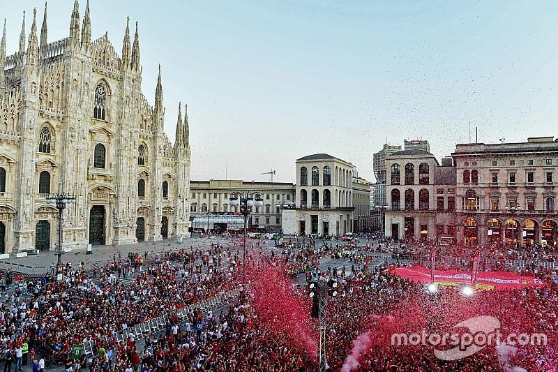 Barrichello explica ausência em festa da Ferrari