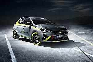 Opel szykuje elektryczny samochód rajdowy