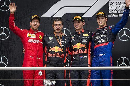 Honda: Podium dla Toro Rosso dopełniło wygraną