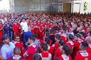 A Ferrari elkezdett nyerni, de ezzel nem ért véget az átalakítás