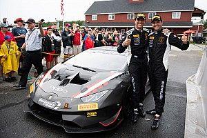 Super Trofeo North America: Ruberti, Sbirrazzuoli win at VIR