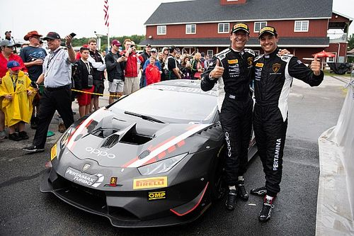 Super Trofeo North America: Ruberti, Sbirrazzuoli win at VIR