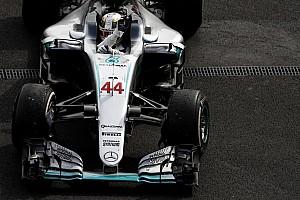 F1: Hamilton nega que o hexacampeonato já esteja garantido