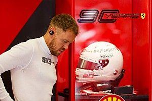 """Vettel: """"Yo tengo que hacer más y junto al equipo hay que mejorar el coche"""""""