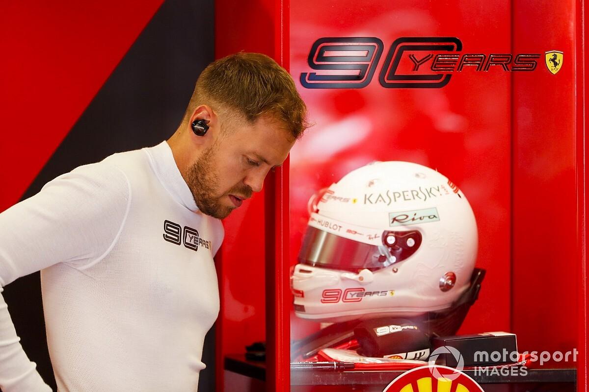 Vettel szerint nem pihenhet sokat a Ferrari a nyári szünetben