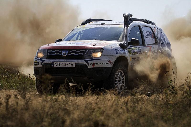 Orlen Baja Poland – Dacia Duster Cup na mecie