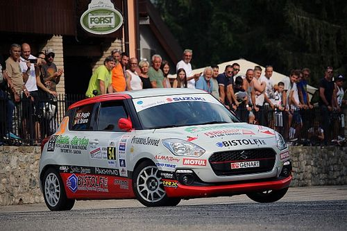 Suzuki Rally Cup: ultimo round del Girone CIR al Rally Due Valli