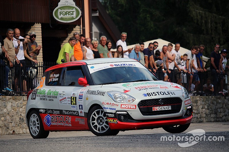 Suzuki Rally Cup: ultimo round del Girone CIR al Rally Due Valli