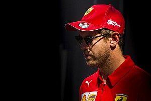 F1: Vettel tem problema no turbo e larga em último na Alemanha