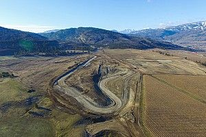 South Okanagan's Area 27 circuit Open House and Track Tour