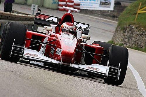 Milan Svoboda torna nel CIVM su una Lola F.3000