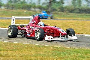 Tharani cruises to victory in second F1600 race