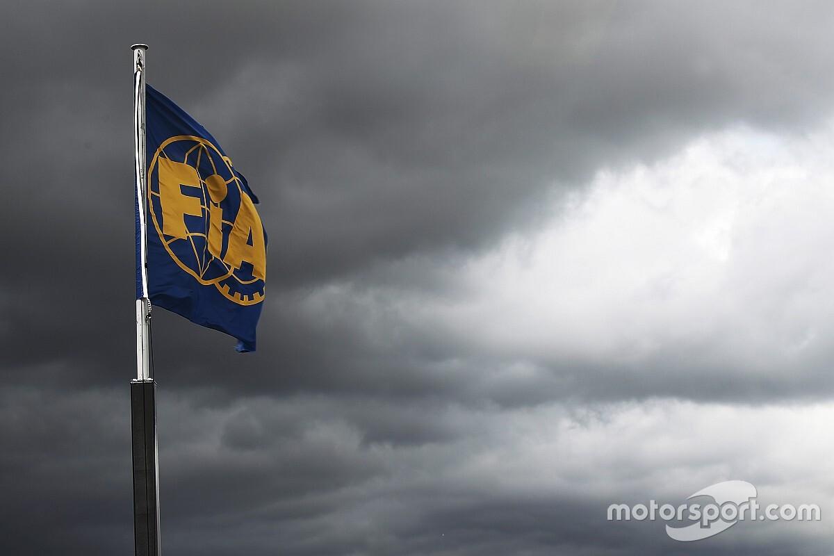 FIA zareagowała po wypadkach