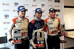 Championnat - Six vainqueurs en six courses!