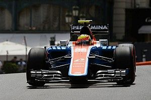 """Manor F1 team """"nowhere near quick enough"""" yet"""